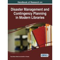 【预订】Handbook of Research on Disaster Management and Continge