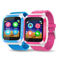 ICOU/艾蔻I9 儿童智能定位电话手表 触摸屏  定位手表智能手表1.54英寸手机 彩屏定位打电话手环学生防丢失防水女男款