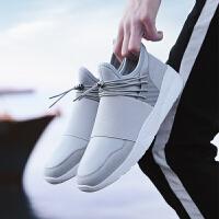 新百伦阿迪 2017春季新款潮流帆布鞋男鞋网面鞋透气百搭休闲鞋帆布运动板鞋