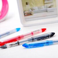 晨光中性笔0.38灵智GP1212中性笔文具用品学习用品办公用品笔