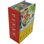 迪士尼皮克斯礼品珍藏名信片 英文原版 The Art of Pixar: 100 Postcards