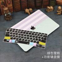 Mac�O果�P�本Macbook Air13寸��X保�o��Pro13.3外��11套配件15.4英寸��性��