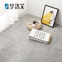 地贴PVC地板贴自粘地贴纸水泥灰工作室地面翻新加厚耐磨地板革G S601 2mm