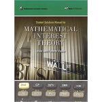【预订】Student Solution Manual for Mathematical Interest Theor