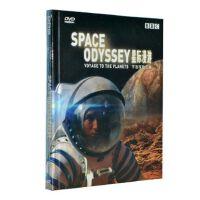 原装正版 BBC纪录片dvd影碟片 星际漫游 宇宙探险 2DVD 光盘