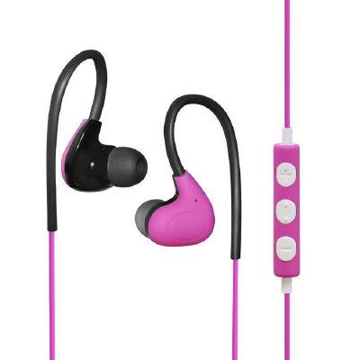 运动耳机跑步挂耳式双耳后挂入耳重低音通用耳音乐耳机