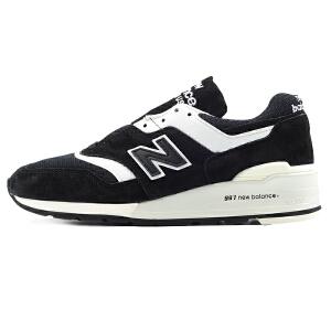 New Balance/NB男鞋女鞋复古鞋运动鞋跑步鞋M997BBK