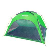 户外沙滩帐篷3-4人防晒海边休闲旅游2人情侣钓鱼帐篷防雨