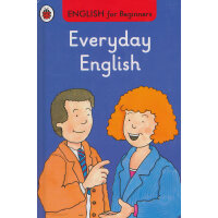 English for Beginners:Everyday English每日英语ISBN9780723294245