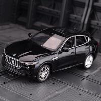 仿真合金车模型SUV金属轿车商务车小汽车玩具摆件