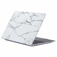 2019新款苹果笔记本保护壳macbook pro15寸外套Air13.3寸电脑外壳 新13寸Air A1932黑白