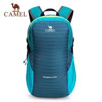 camel骆驼户外双肩背包 25L男女通用耐磨徒步登山时尚休闲