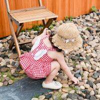 小童女小童儿童套装童装夏女童套装两件套婴幼宝宝衣服