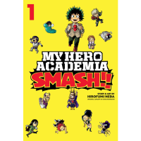 现货 我的英雄学院 SMASH! 卷一 英文原版 英文四格漫画 MY HERO ACADEMIA SMASH GN V