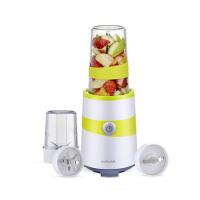榨汁机家用全自动果蔬多功能水果机豆浆机电动炸果汁