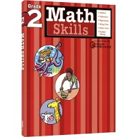 Harcourt Family Learning - Math Skills Grade 2 哈考特家庭辅导数学专项练习