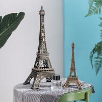 巴黎埃菲尔铁塔酒柜装饰品摆件客厅摆设家居摆设房间卧室个性摆饰