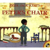 Peter's Chair (Picture Puffins)彼得的椅子(《下雪天》同一作者作品)ISBN978014