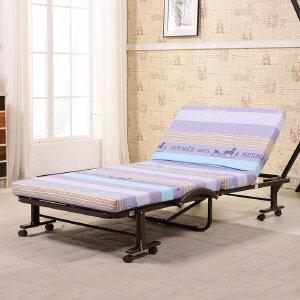 未蓝生活免安装折叠床 午休午睡床单人儿童保姆床 床垫宽70cm厚8cm VLM70