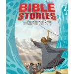 【预订】Bible Stories for Courageous Boys