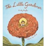 英文原版 小园丁 Emily Hughes插画绘本 平装 The Little Gardener
