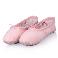 儿童舞蹈鞋芭蕾舞女式软底练功鞋 休闲瑜伽鞋猫爪鞋成人款