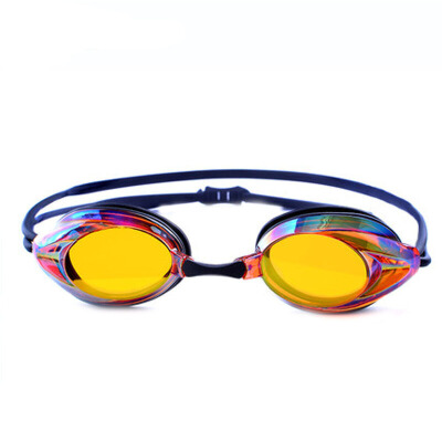 男士游泳眼镜防水防雾 女士电镀防雾泳镜