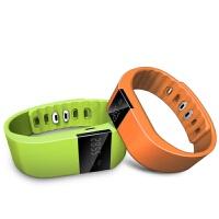 运动健康TW64智能穿戴手环OLED屏展会商务创意���h�Y品