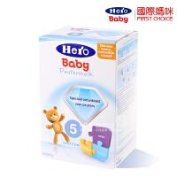 Hero Baby婴幼儿奶粉 荷兰本土herobaby奶粉5段(3岁以上适用)800g (海外购)