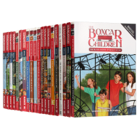 英文原版 棚车少年特别系列20套装 The Boxcar Children Specials 进口英语章节桥梁书 美国经