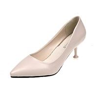 大东同款2019春秋新款女鞋气质伴娘鞋细跟高跟尖头中跟单鞋银色上班鞋