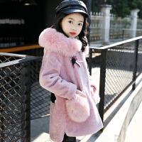 女童秋冬装外套学生女孩衣服