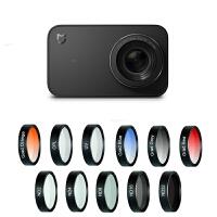 小米4k运动相机配件 米家小相机UV镜镜头保护盖防尘配件 其他