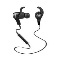 Monster 魔声 iSport wireless 爱运动无线蓝牙 入耳式耳机 线控带麦 黑色