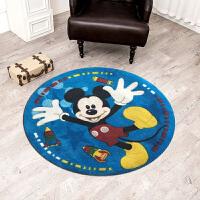 圆形地毯地垫客厅茶几地垫卧室床边家用吊篮摇椅转椅垫