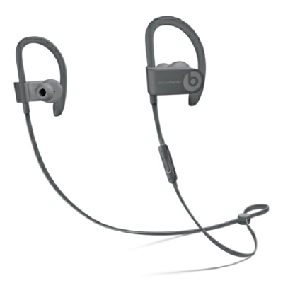 Beats Powerbeats3 by Dr. Dre Wireless 入耳式耳机 沥青灰 MPXM2PA/A