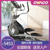 岱宇(DYACO)原�b�M口磁控�o音折�B�E�A�C家用健身器材太空漫步�C FE500new