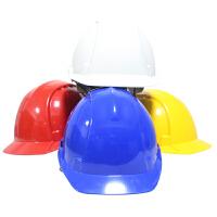 桉叶(Anye)ABS安全帽 AY9906 工地 工程 工业 建筑 抗冲击 红色 防砸 1顶 (企业可定制)