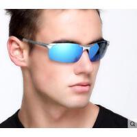 户外新款偏光太阳镜 休闲百搭驾驶镜 男潮人墨镜司机开车夜视镜钓鱼男士太阳眼镜