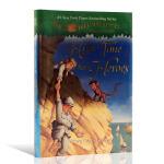 神奇树屋Magic Tree House 51 High Time for Heroes 精装 英文原版儿童小说章节书
