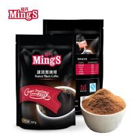 Mings铭氏 速溶黑咖啡227g 黑咖啡粉