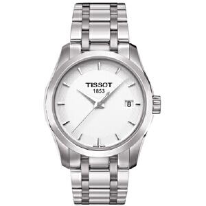天梭TISSOT-库图系列 T035.210.11.011.00 石英女表