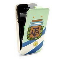iFans苹果iphone4s背夹电池 足球移动电源 皮套手机壳