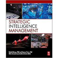 【预订】Strategic Intelligence Management 9780124071919