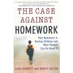 CASE AGAINST HOMEWORK, THE(ISBN=9780307340184) 英文原版