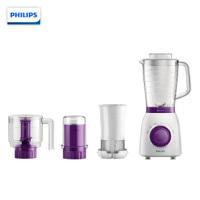 飞利浦(PHILIPS)料理机 家用多功能搅拌机多功能可榨汁HR2166/00
