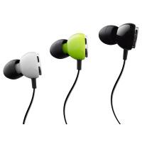 Edifier/漫步者 H293P 入耳式手机通讯耳麦立体声音乐耳机