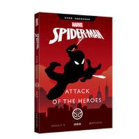 英文原版 漫威超级英雄故事.蜘蛛侠 Spider-Man: Attack of the Heroes