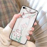 iPhone6/6splus手�C��7P�O果8�化玻璃女款8x��性��意女XR/XS max �O果5/5s/se-青�m袍