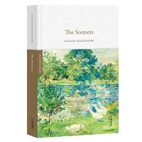 The Sonnets 莎士比亚十四行诗 WILLIAM SHAKESPEARE 莎士比亚 著 154首十四行诗 英文